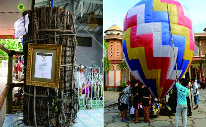 Lopis dan Balon, Tradisi Unik Masyarakat Pekalongan