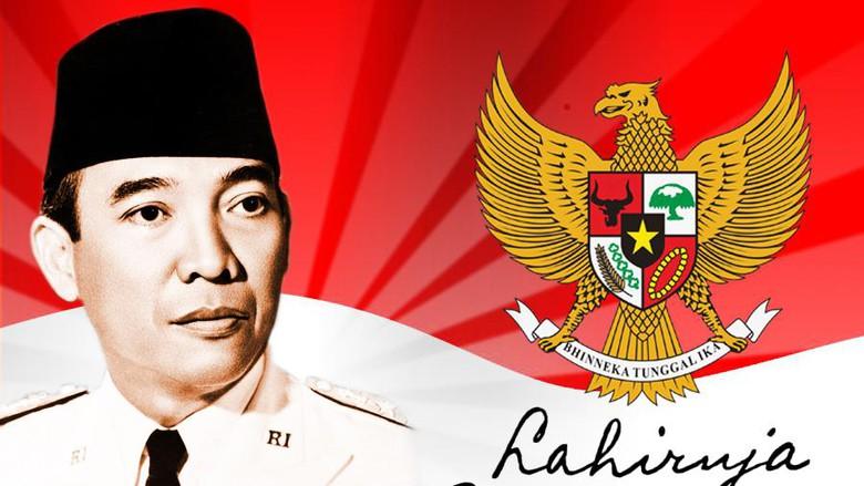 Pancasila, Soekarno, dan Keteladanan