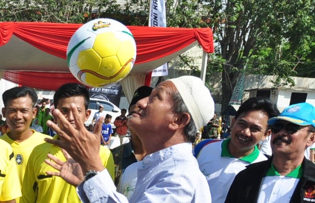 Sepak Bola Bagian dari Iman