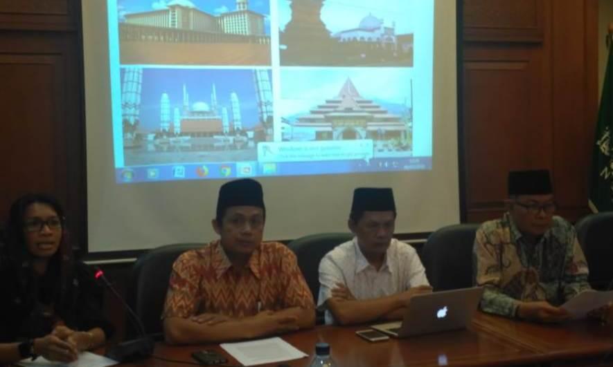 41 Masjid Pemerintah Terindikasi Sebarkan Paham Radikal