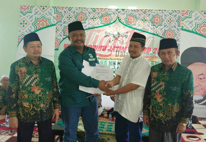 Andalkan Konbisnu, LPNU Blitar Juarai NU Jatim Award
