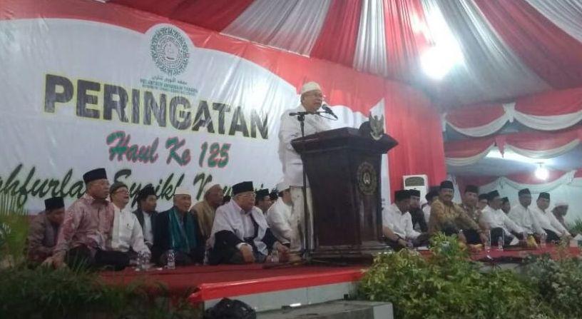 Syekh Nawawi Al-Bantani Ulama Besar yang Mendunia