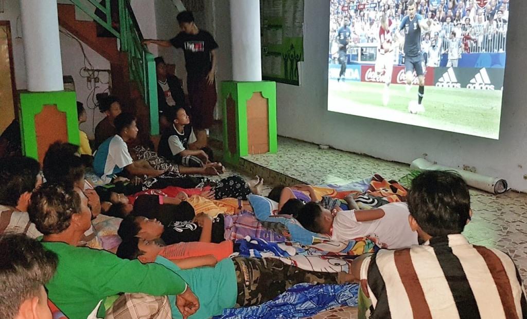 Pelajaran dari Piala Dunia bagi Santri