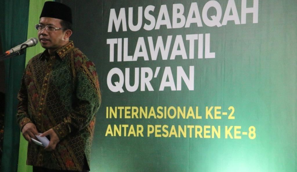 Kemenag: Spirit Qur'ani Harus Jadi Rujukan Utama