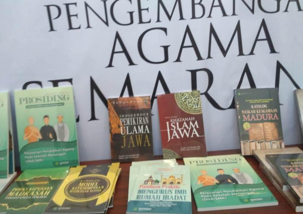 Khazanah Islam di Jawa Sajian Balai Litbang Semarang