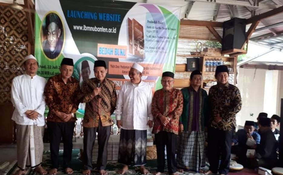 LBM NU Banten Luncurkan Website Bahtsul Masail