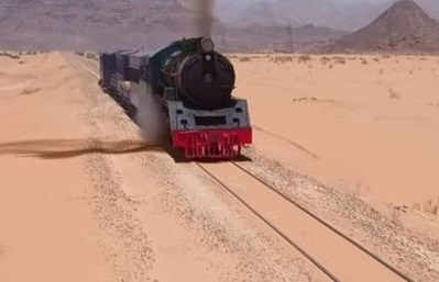 Jalur Kereta Api Hejaz dan Upaya Menyatukan Dunia Islam