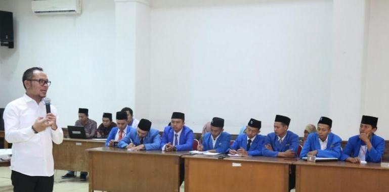 PMII Ditantang Menaker Hanif Jadi Sociopreneur