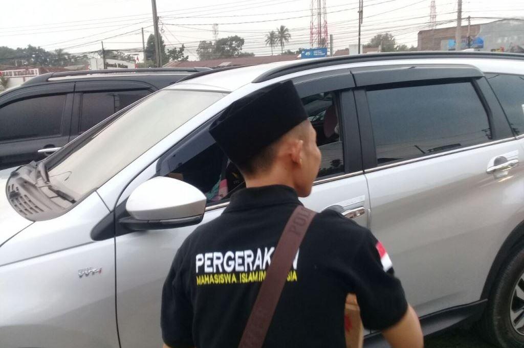 Pelajar dan Mahasiswa Lampung Galang Bantuan Korban Gempa Lombok