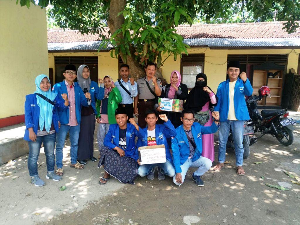 Galang Dana untuk Lombok Adalah Wujud Nilai Dasar Pergerakan