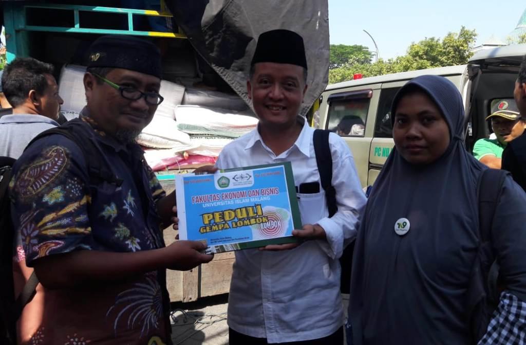 Tim Relawan NU Antisipasi 'Secondary Disaster' di Lombok