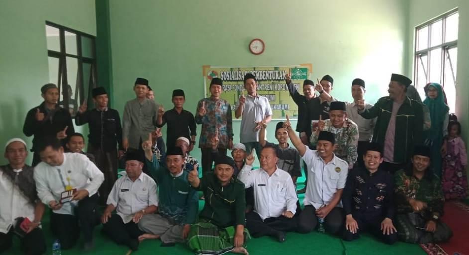 NU Sukabumi Gagas Koperasi Pondok Pesantren