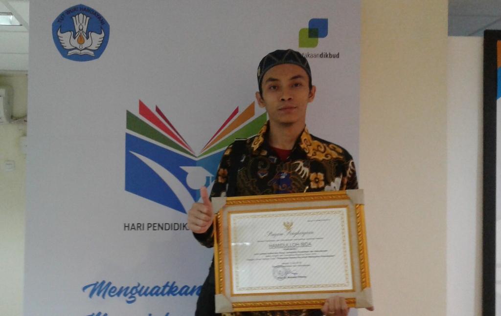 Dosen STAINU Temanggung Juara I Lomba Artikel Kemdikbud dan Esai UGM