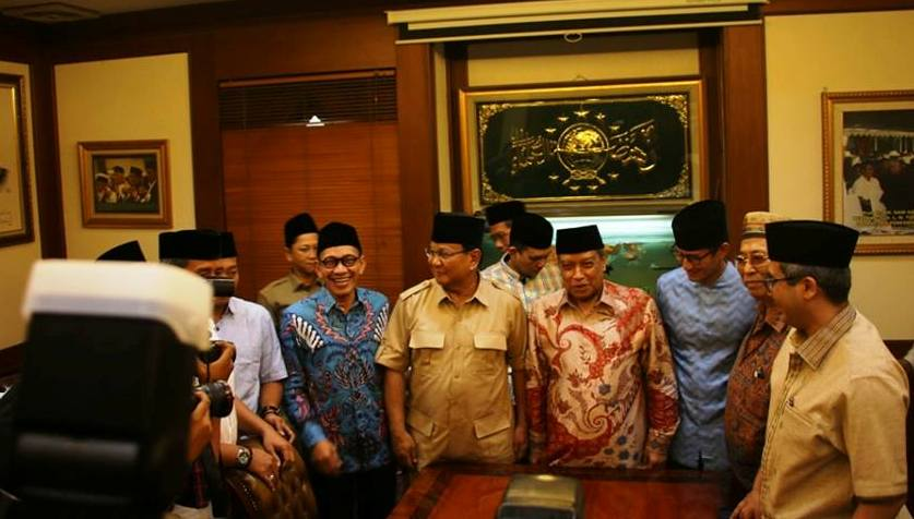 Kiai Said Ajak Prabowo-Sandiaga Kedepankan Akhlak dalam Pilpres