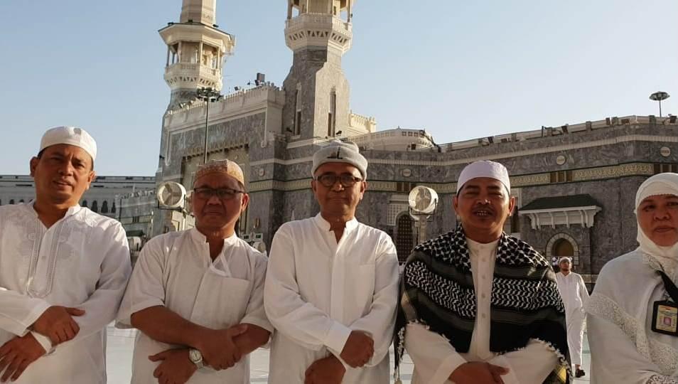 Dari Makkah, Tim Balitbang Kemenag Nyatakan Peringati HUT RI Bagian dari Iman
