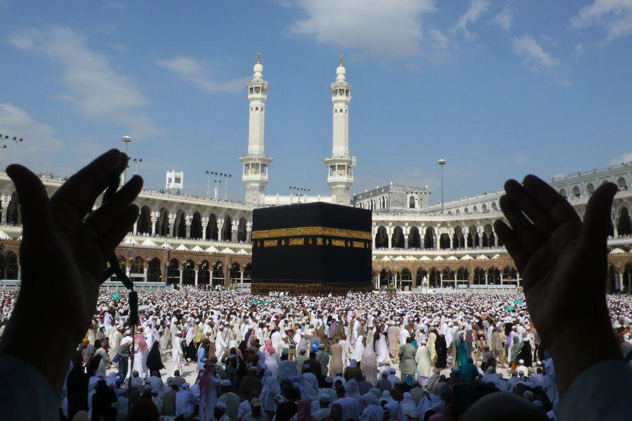 Doa saat Sampai di Tanah Haram Makkah