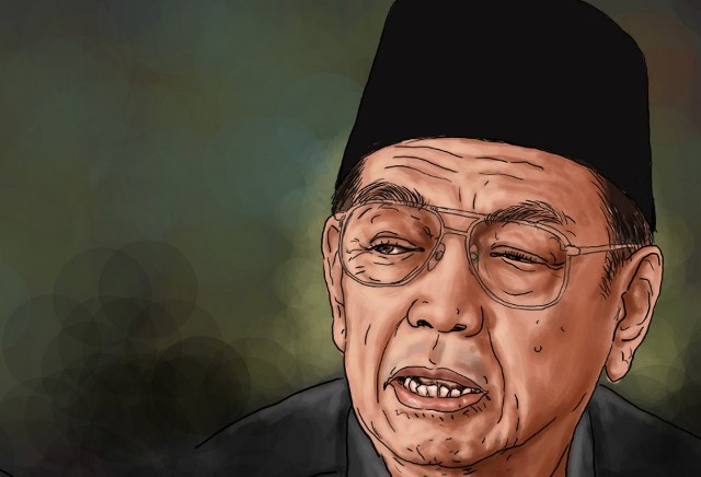 Pandangan Gus Dur soal Pengeras Suara di Masjid