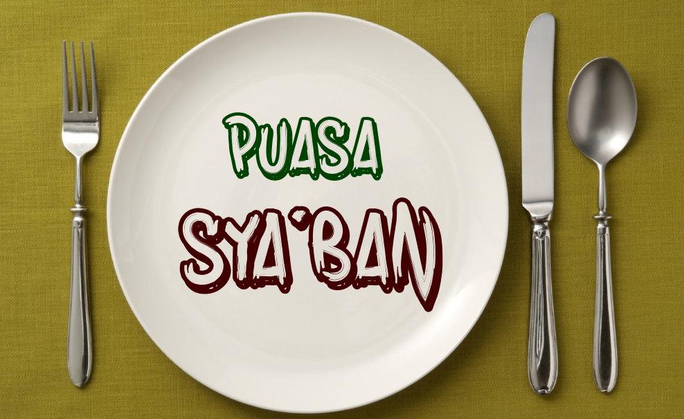 Puasa Sunnah Sya'ban Diniati Qadha Ramadhan