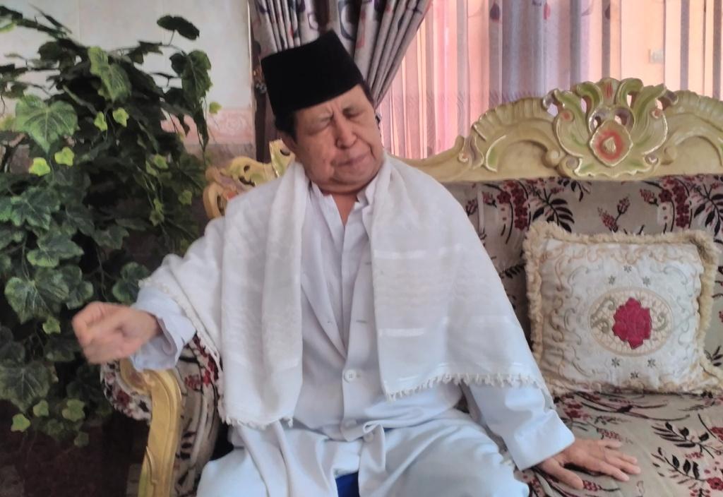 Ajengan Ahmad Makki Terjemahkan 200 Kitab Kuning ke Bahasa Sunda