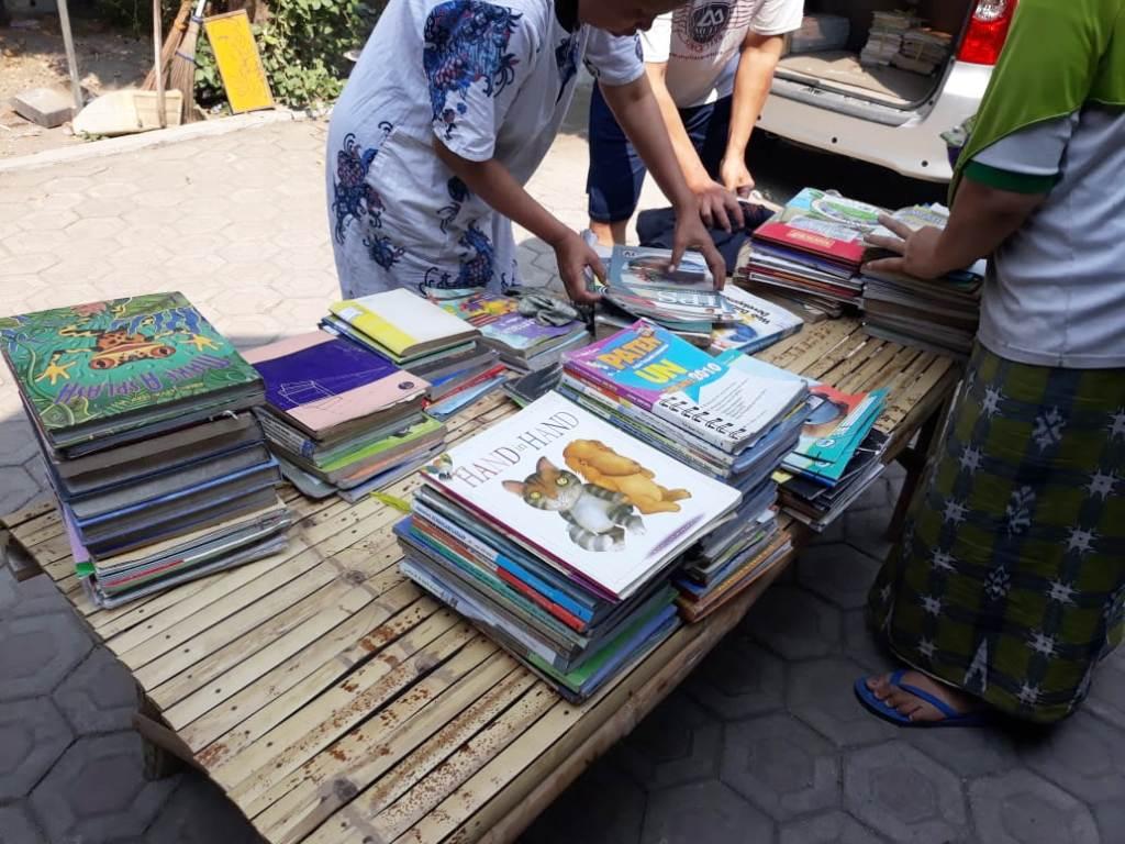 LAZISNU Jatim Sambut Baik Taman Baca LAZISNU Jombang