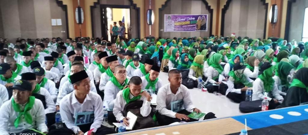 Usai Syubbanul Wathan, Shalawat Badar Bergema di IAIN Pontianak