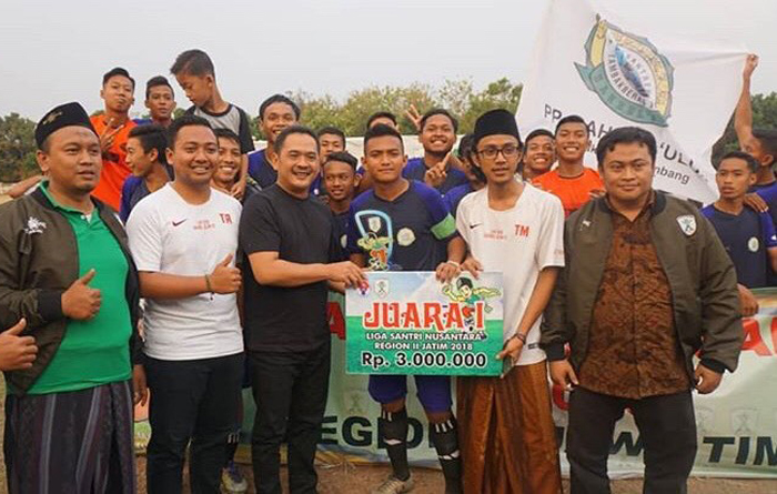 Pesantren Bahrul Ulum Juara LSN Regional II Jatim