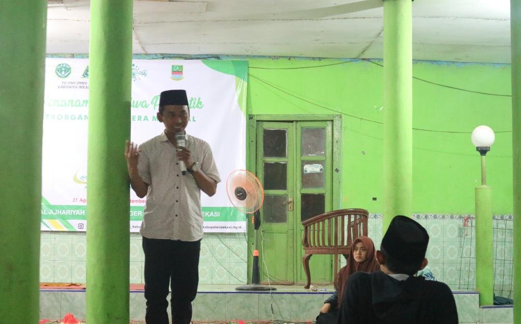 Bekal dari GP Ansor untuk Pelajar NU: Ini Empat Kriteria Jadi Pemimpin