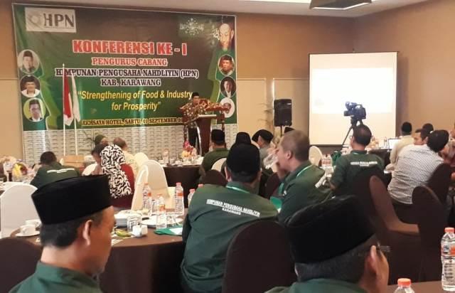 HPN Jawa Barat Soroti Kesenjangan Ekonomi Umat