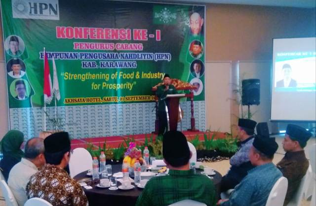 HPN Punya Tugas Penting untuk Perkuat Pemberdayaan Ekonomi
