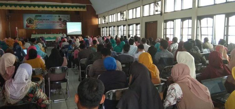 ISNU Majalengka Sukses Gelar Pelatihan Seleksi CPNS