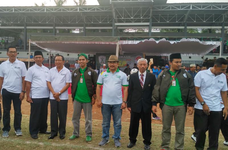 Diikuti 32 tim, Liga Santri Jatim 1 Kembali Bergulir di Tulungagung