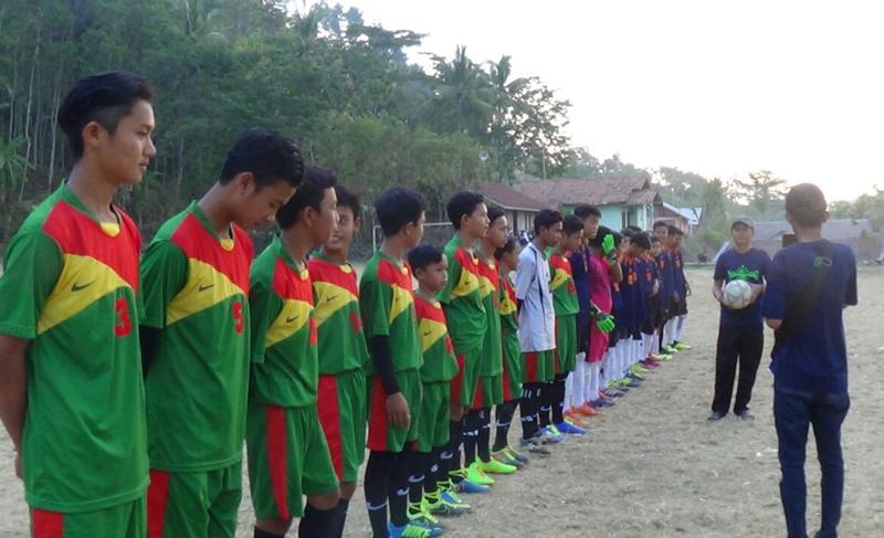 Ansor Padasari Cup U-16 Jaring Pesebakbola Profesional