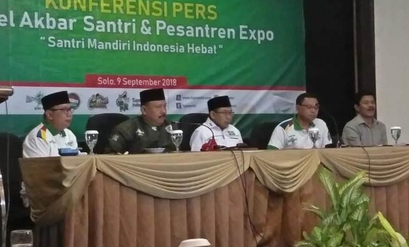 HSN 2018 Angkat Tema Santri Mandiri Indonesia Hebat
