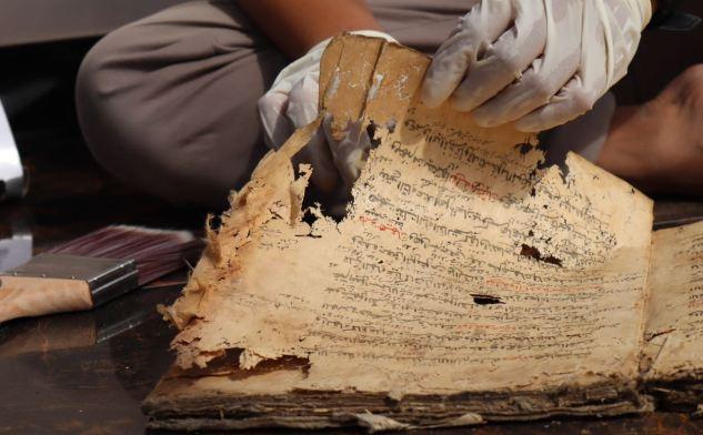 Negara Disebut Kurang Perhatian terhadap Naskah Kuno