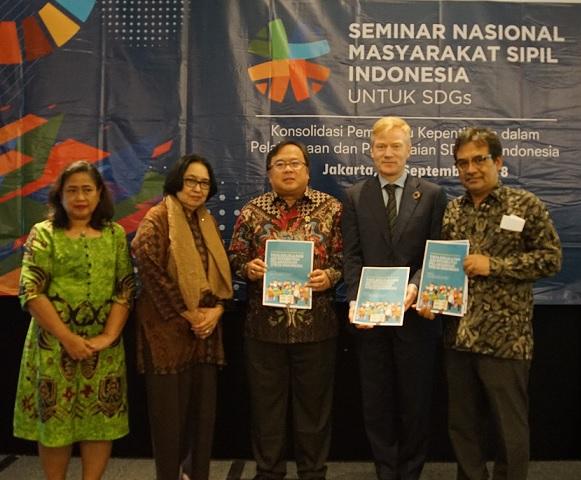 Pentingnya Kolaborasi Berbagai Pihak untuk Pencapaian SDGs