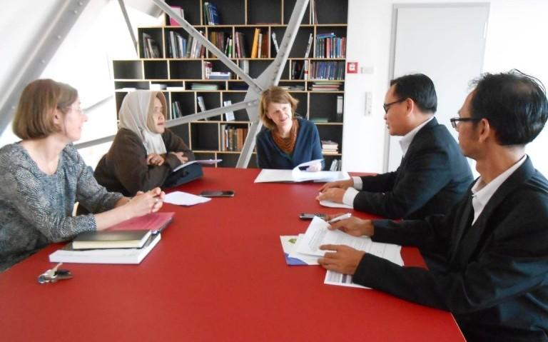 Kunjungi Jerman, Balitbang Kemenag Jajaki Pusat Kajian Manuskrip Keagamaan Nusantara