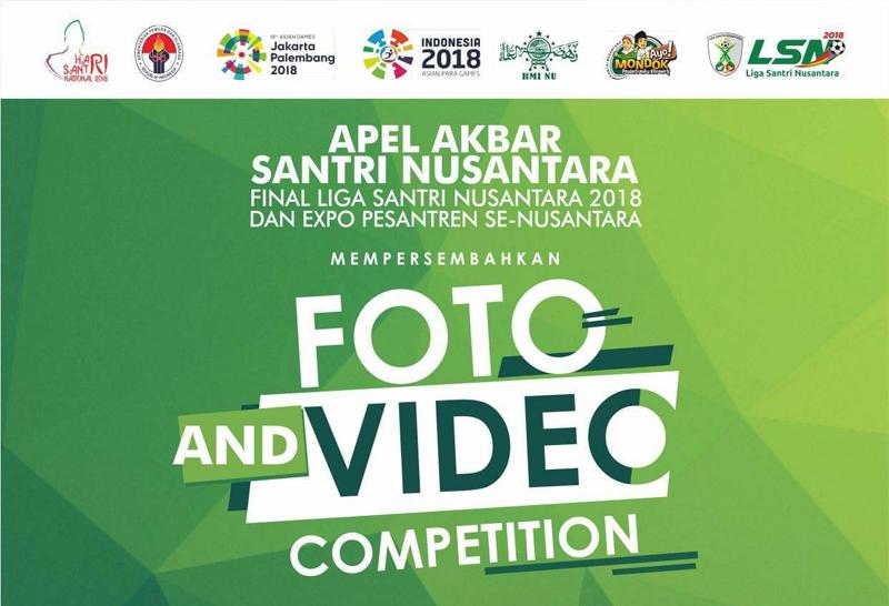 Lomba Foto dan Video Apel Akbar Santri Nusantara, Ini Ketentuannya