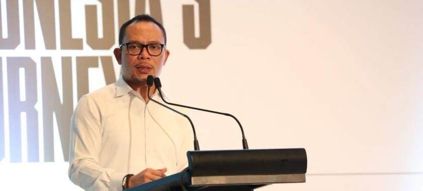 Era Disrupsi Industri 4.0, Menaker: Investasi di Indonesia Menguntungkan