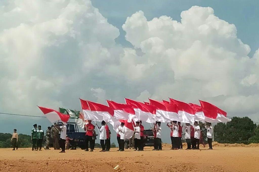 Begini Suasana Kirab Satu Negeri di Bintan