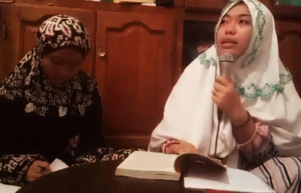 Fatayat NU Maroko Kupas Karya Nyai Hj Masriyah Amva