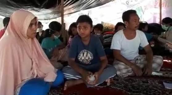 Kesaksian Warga Saat Hilangnya Sebuah Kampung Akibat Gempa Palu