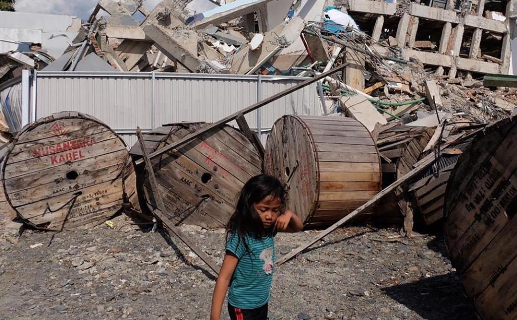 KPAI Minta Pemerintah Perhatikan Anak Korban Gempa