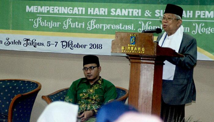 Kiai Ma'ruf: Indonesia Jadi Bangsa Besar Jika Bangun Tujuh Karakter