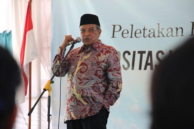 Kata Kiai Said soal Miftahul Jannah yang Terdiskualifikasi di APG 2018