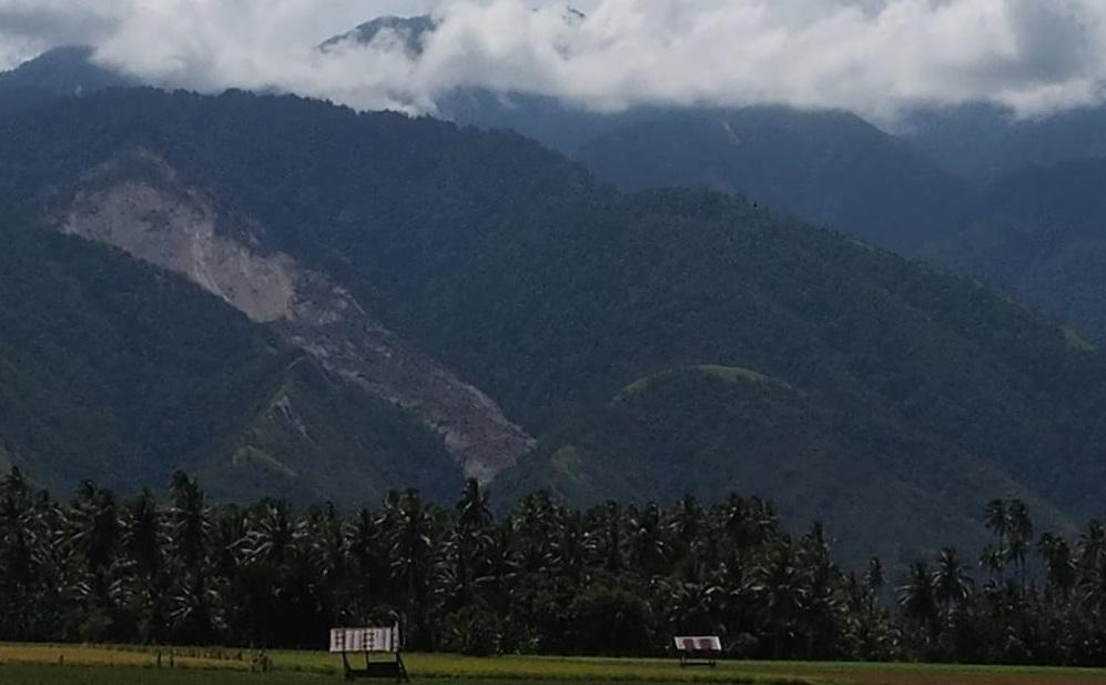 Waspadai Banjir Debris di Pengungsian Terdampak Gempa Sulteng