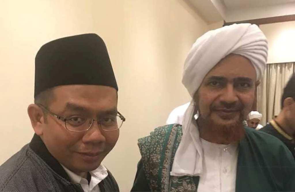 Hoaks Penangkapan Habib Umar, Bentuk Adu Dombakan Pemerintah dengan Ulama