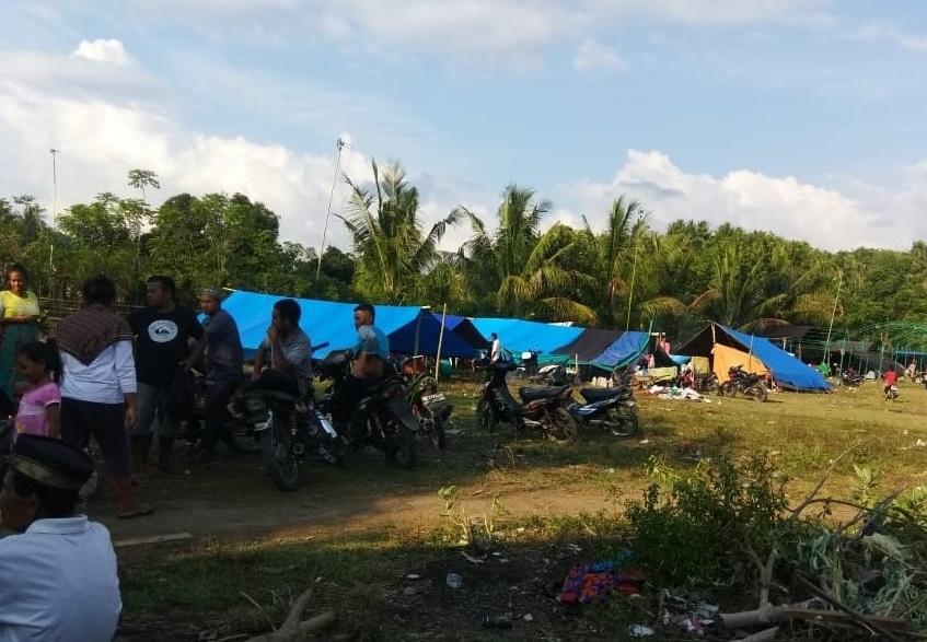 Tim Medis NU Jatim Perkuat Layanan di Pengungsian