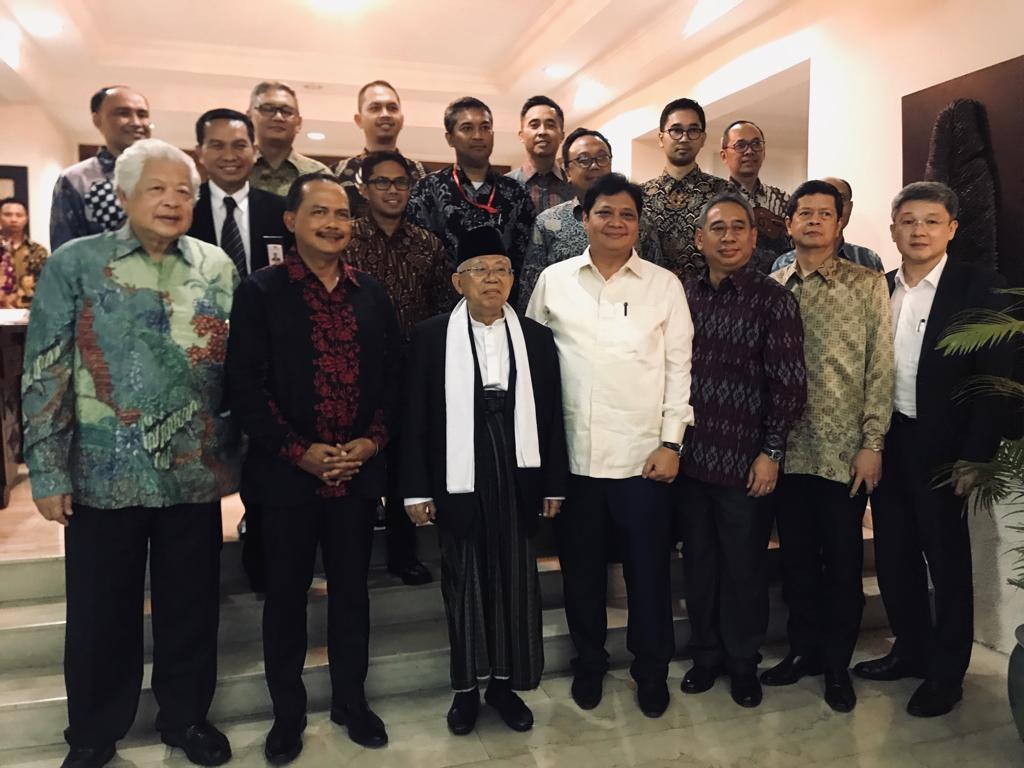 KH Ma'ruf Amin Jelaskan Cara Menjaga Indonesia agar Tetap Utuh