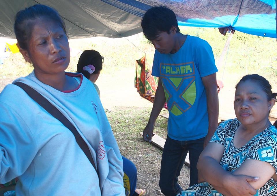 Belum Sehari di Balaroa, Likuifasi Pisahkan Betris dari Suaminya