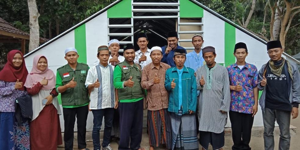 Relawan Guru Ngaji Siap Mengabdi di Lombok
